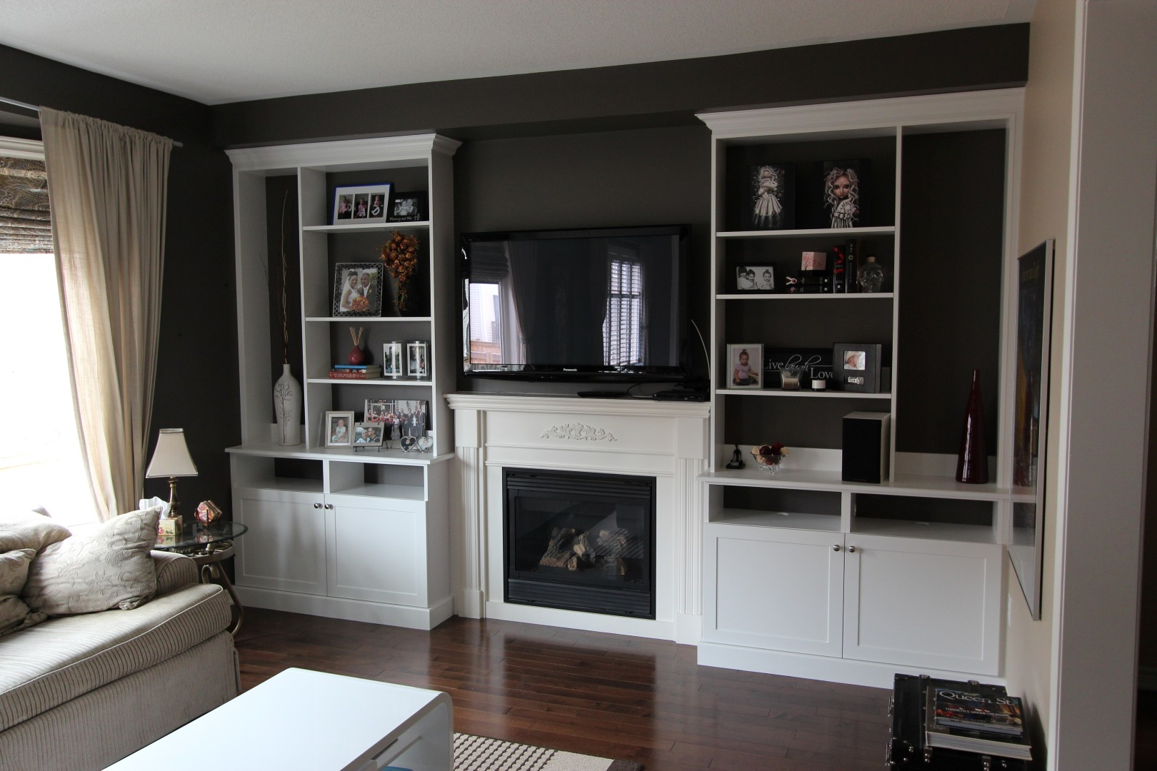 Built In Fireplace Amp Entertainment Units