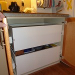 Sliding Drawers - Kitchens - Gum Tree Cabinets